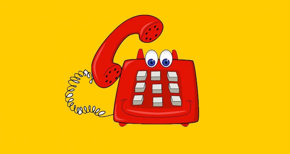 Telefoonangst
